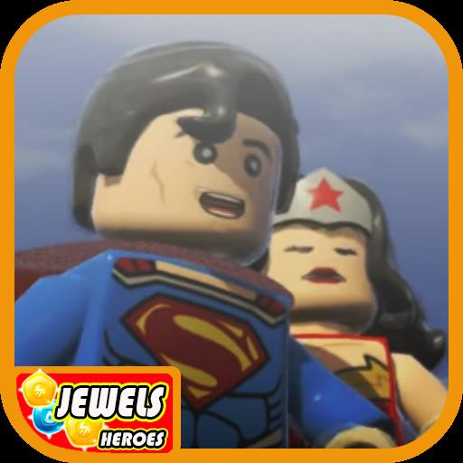 Jewels LEGO Heroes