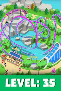 Idle Theme Park Tycoon (MOD, Unlimited Money) APK for Android   2