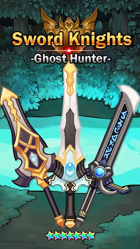 Sword Knights : Ghost Hunter (idle rpg) screenshots 3