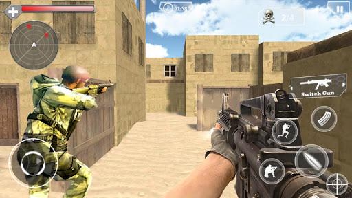 SWAT Sniper Army Mission  captures d'écran 2