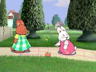 Max's Castle | Bunny Hopscotch | Max's Grasshopper