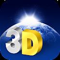 3D Planet Live Theme icon