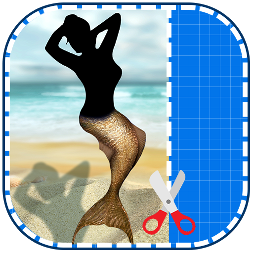 Mermaid Photo Montage app (apk) free download for Android/PC/Windows