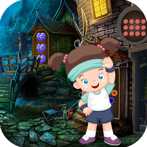 Best Escape Games 228 Elated Girl Escape Game