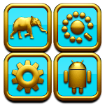 Brazil GO Launcher Ex Theme Icon