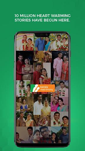 KeralaMatrimony® - The No. 1 choice of Malayalis 6.4 screenshots 1