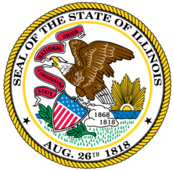 the State of Illinois logo