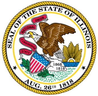 the State of Illinois logo