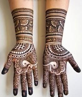 Mahendi Designs Gallery screenshot