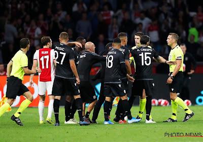 PAOK woest na uitschakeling tegen Ajax en neemt scheidsrechter én 'racistische commentator' op de korrel