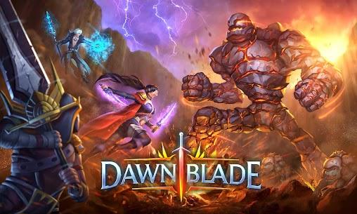 Dawnblade Mod Apk 0.8.6 (Unlimited Gold/Crystals) 1