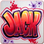 Drawing Graffiti Names APK icon
