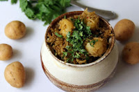 Small Potato Pulao