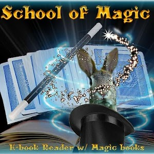 School of Magic 7.7 by ErehWon Apps logo