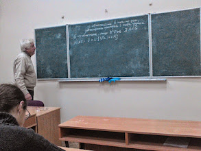 Photo: November 4, 2015 Igor Guran On τ-bounded topological spaces, uniform spaces and topological groups