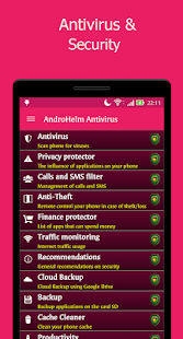 AntiVirus Security Screenshot