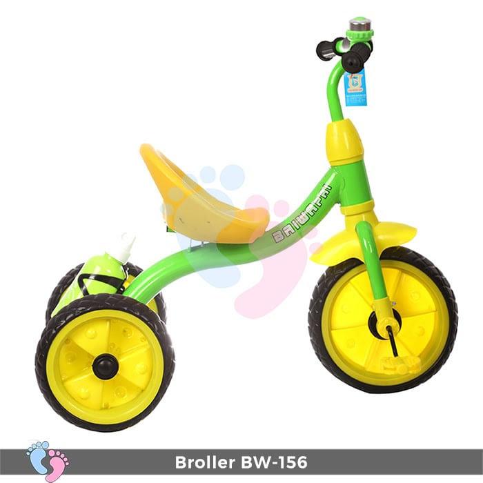 Xe đạp ba bánh trẻ em Broller XD3-156 6