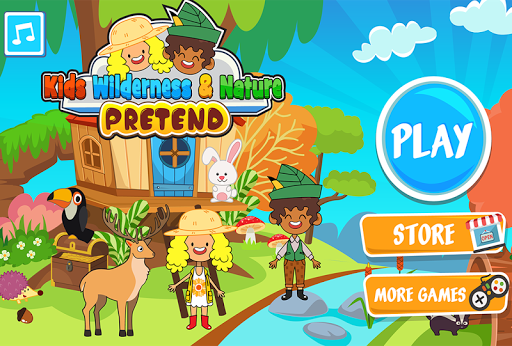 My Pretend Nature - Kids Wilderness Explorers Free