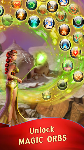 Lost Bubble - Bubble Shooter screenshot 4