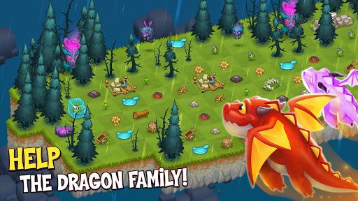 Merge World Above: Merge games Puzzle Dragon 4.0.5615 screenshots 4