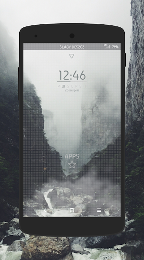 Mist for KLWP