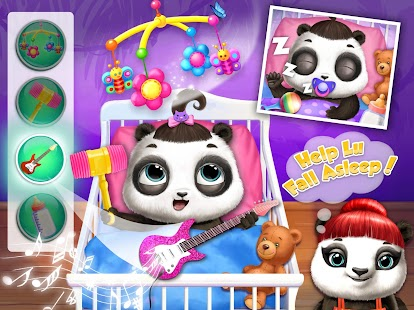Panda Lu Baby Bear Care- screenshot thumbnail
