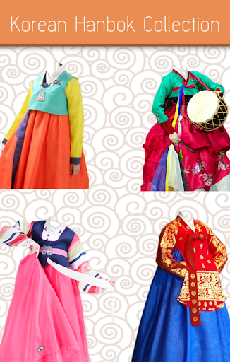 korean hanbok dress up