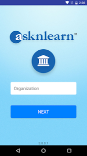 ASKnLearn - náhled