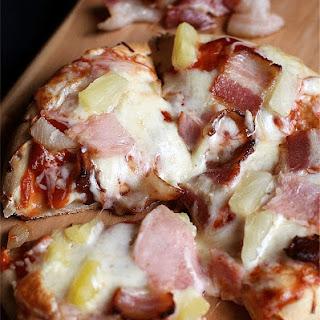 Hawaiian Pizza.
