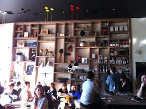Photo: Shelves @ Toby's Estate, Brooklyn