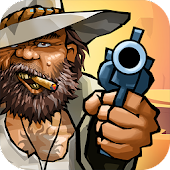 Mad Bullets: Cowboy Shooter icon