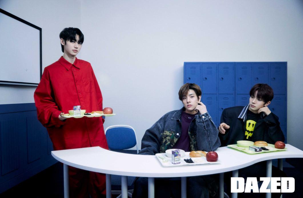 dazed korea