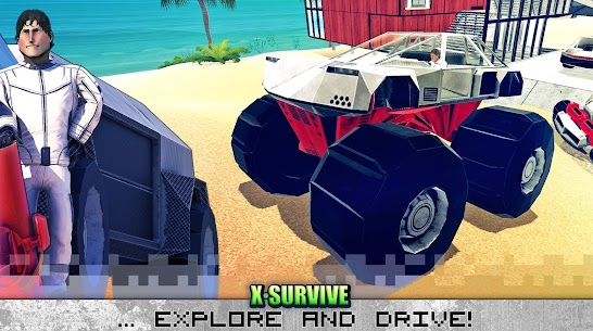 X Survive Apk Mod Free Craft 2