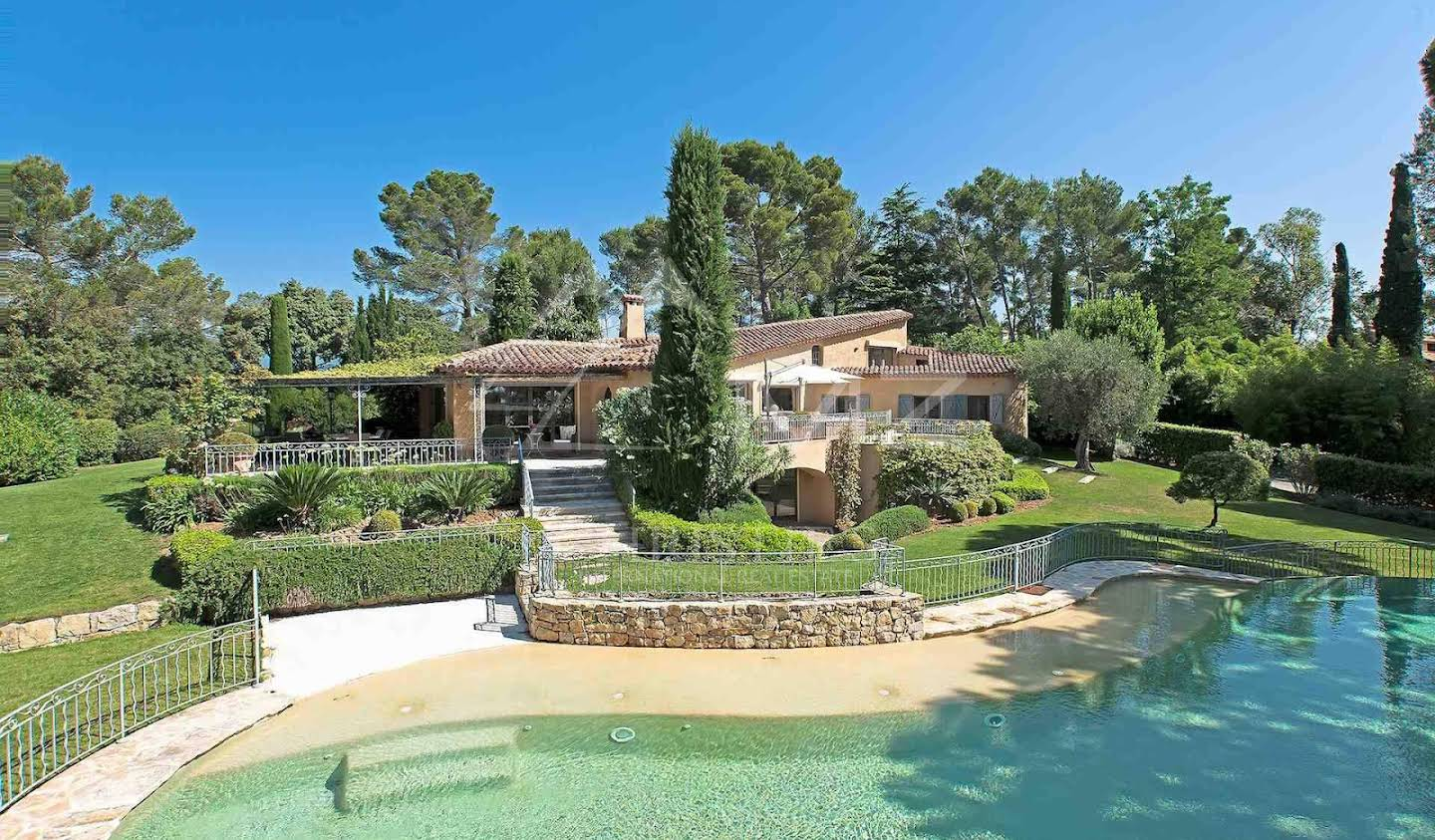 Villa with pool Châteauneuf-Grasse