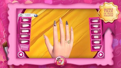 Code Triche Jeux de Manucure pour Fille APK MOD screenshots 3