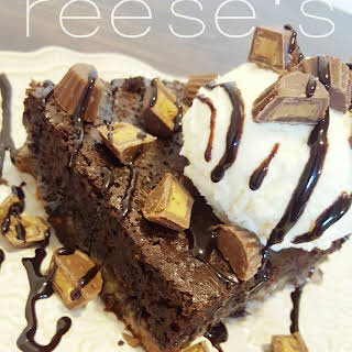 Reese's Chocolate Cake.