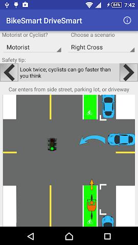 android BikeSmart-DriveSmart Screenshot 3