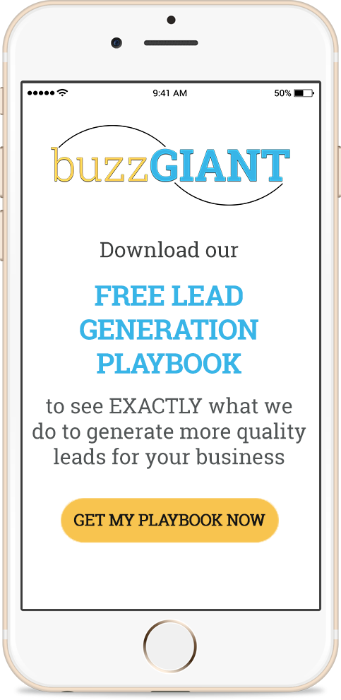 Free Lead Generation Playbook
