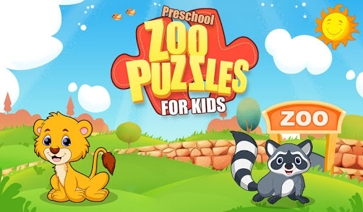Preschool Zoo Puzzles For Kids v1.0.0