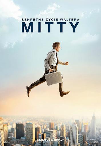 Polski plakat filmu 'Sekretne Życie Waltera Mitty'