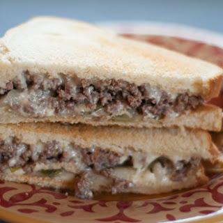Cheeseburger Sandwiches