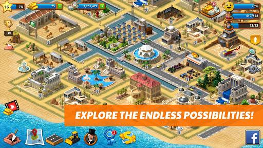 Tropic Paradise Sim: Town Building City Island Bay 1.0.10 screenshots 13