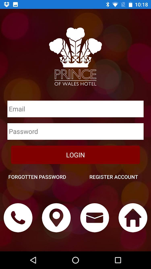 The Prince of Wales Hotel- screenshot