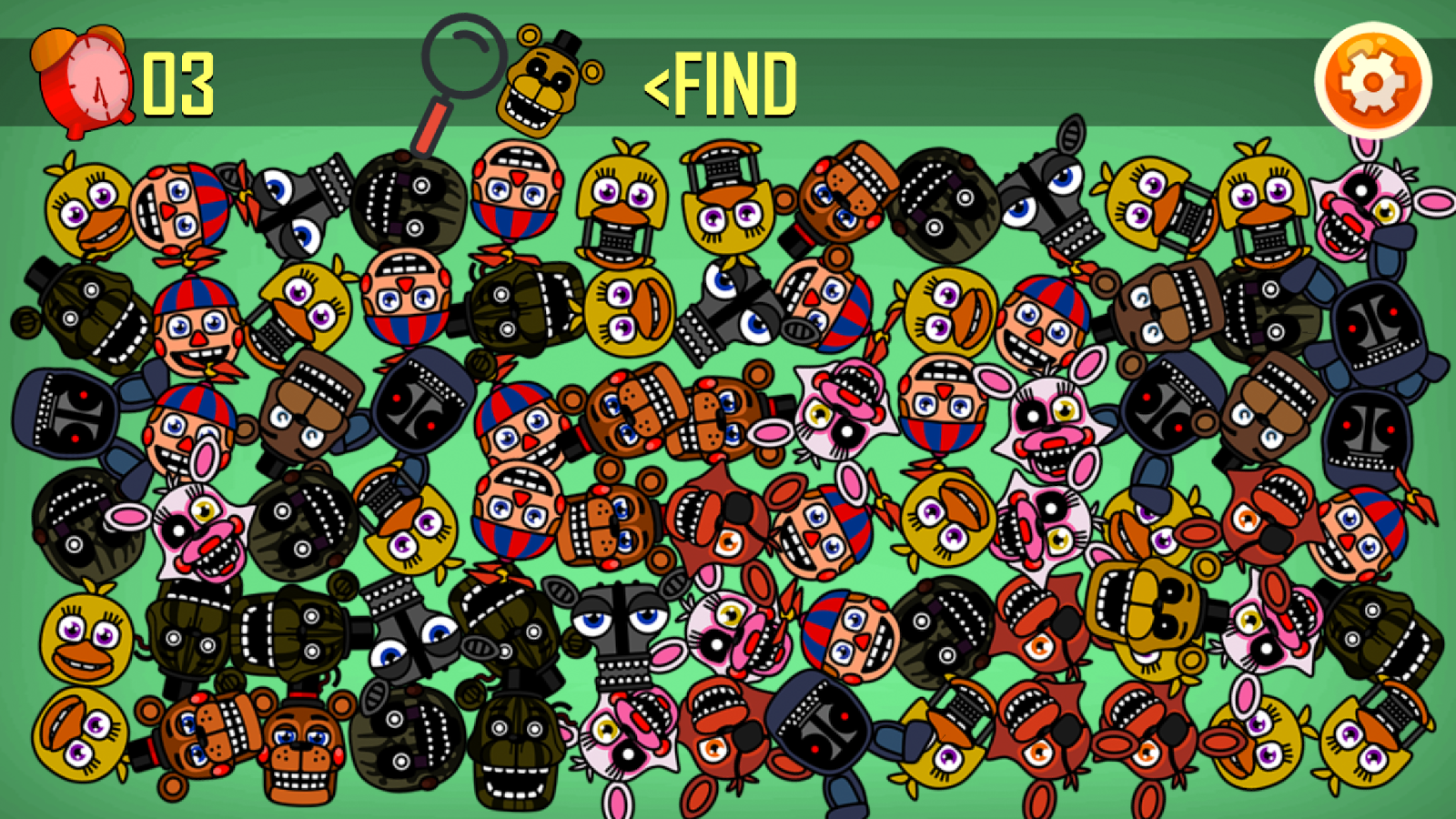 Find Hidden Fnaf Five Nights Android Apps On Google Play