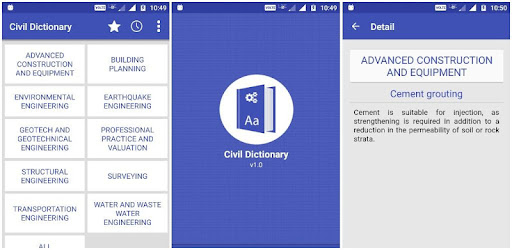 Civil Engineering Dictionary - Apps on Google Play
