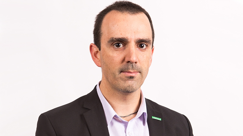 Anthony Spiteri, global technologist at Veeam Software.