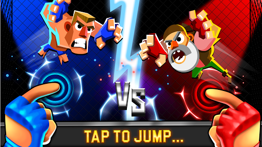 UFB 3: Ultra Fighting Bros - 2 Player Fight Game 1.0.1 screenshots 3