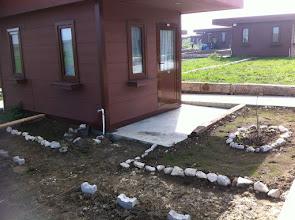 Photo: Hobi bahçem neredeyse bitti. Haftayada fideleri ekersem sonra başlasın mangal partileri.