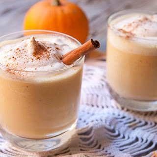 Pumpkin Milkshakes Recipe