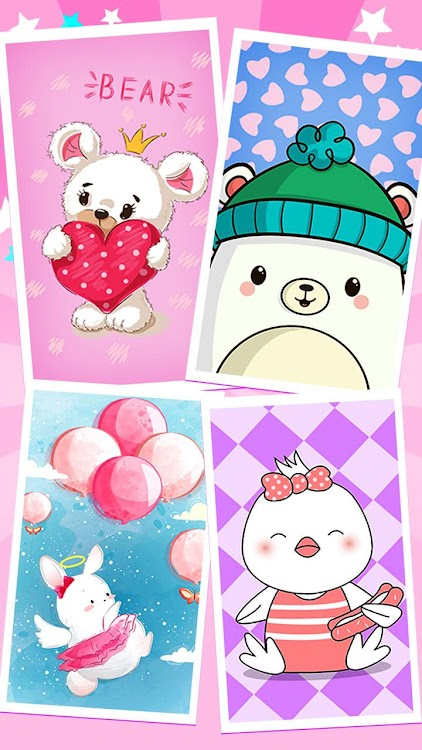 Girly Wallpapers Cute And Lovely Backgrounds Android